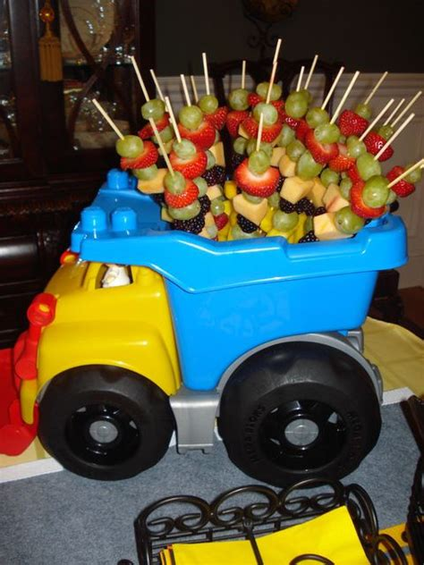 truck centerpieces 15 easy to make baby shower centerpieces and decoration ideas