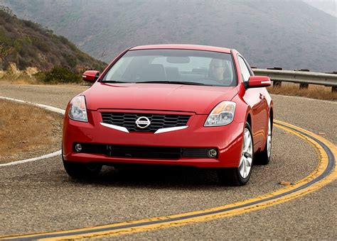 Nissan Altima Coupe Price by 2008 Nissan Altima Coupe Specifications Pictures Prices