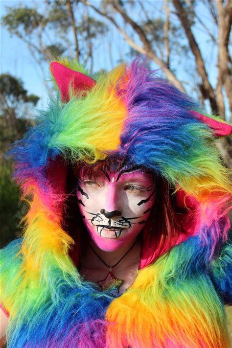rainbow cat painting rainbow cat paint by faeriegem on deviantart