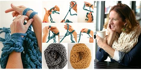 arm knitting scarf step by step arm knitting blanket patterns a knitting