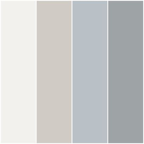 behr paint color clay color palette i made for my house with behr paint in nano