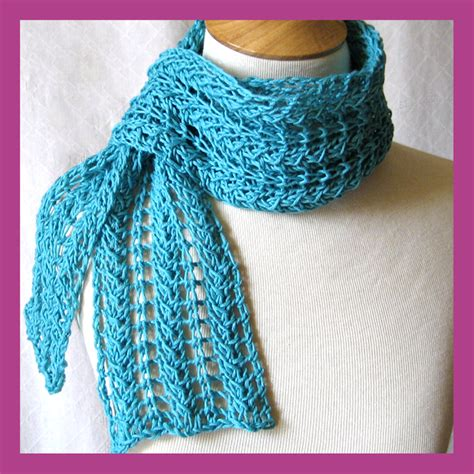 knitting scarf pattern lace scarf knitting pattern a knitting