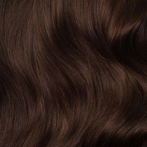chocolate brown color clip in hair extensions chocolate brown color 4 160