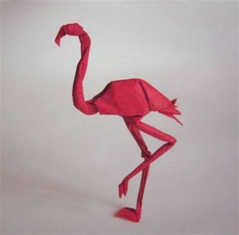origami flamingo 57 best images about origami on parks smosh