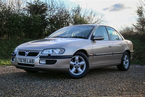 vauxhall omega car review honest vauxhall omega review buy this bargain v6 before it s