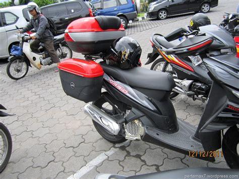 Modifikasi Motor Touring by 50 Modifikasi Motor Touring Vario Keren