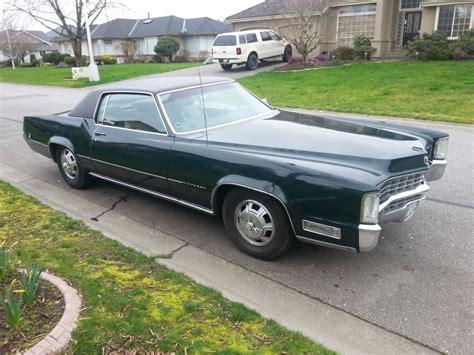 1968 Cadillac Coupe by 1968 Cadillac Eldorado Coupe For Sale