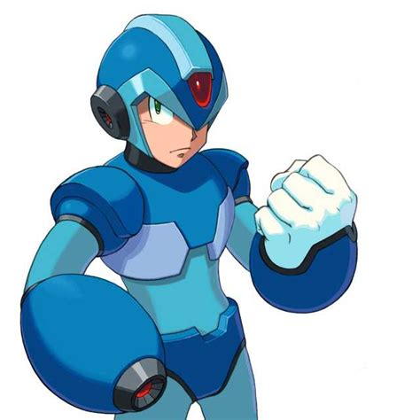 megaman x mega x character bomb