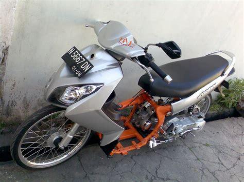 Modifikasi Motor Kalong by Modifikasi Honda Kalong 2014