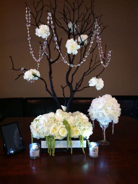 manzanita centerpieces diy my diy manzanita centerpiece for 30 weddingbee