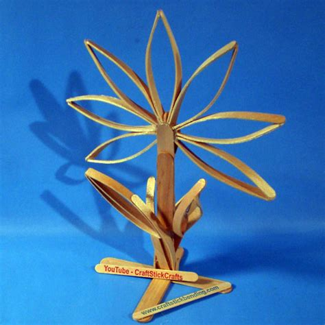 stick projects craft stick bending and craft stick crafts projects for