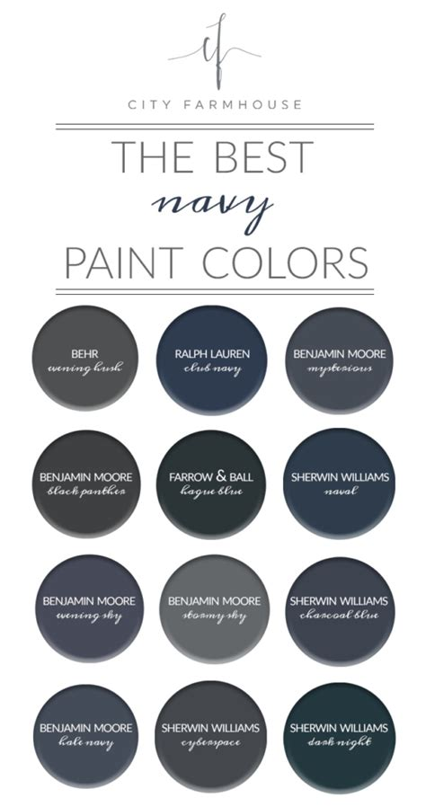 behr paint colors navy 12 classic navys that will last through any trend city