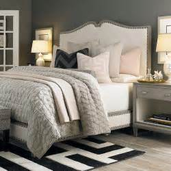 white master bedroom furniture grey nightstands transitional bedroom