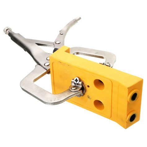 woodworking pocket jig wood woodworking pocket drill guide jig kit