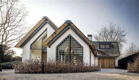 moderne villa project moderne villa in laren door architectenbureau kabaz