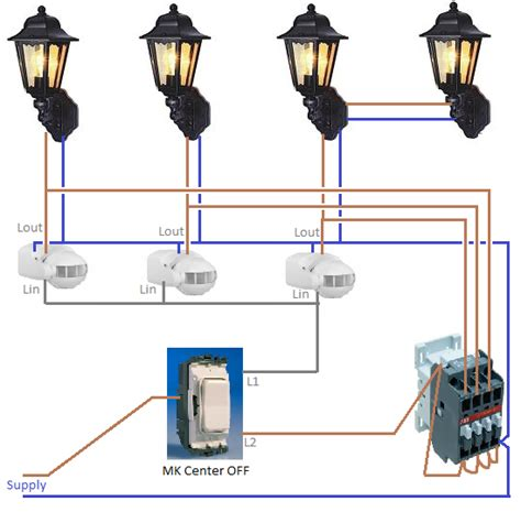 outdoor light wiring wiring outdoor lights lighting and ceiling fans