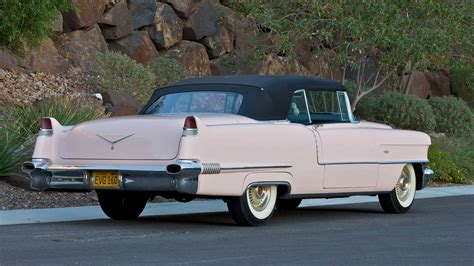 1956 Cadillac Convertible by 1956 Cadillac Series 62 Convertible S115 Kissimmee 2011