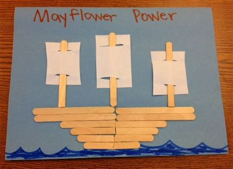 mayflower crafts for 25 best ideas about mayflower crafts on