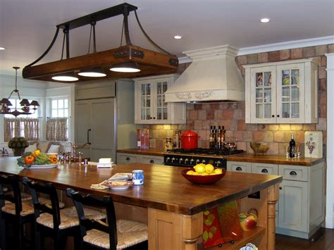 traditional kitchens with islands guide to creating a traditional kitchen hgtv
