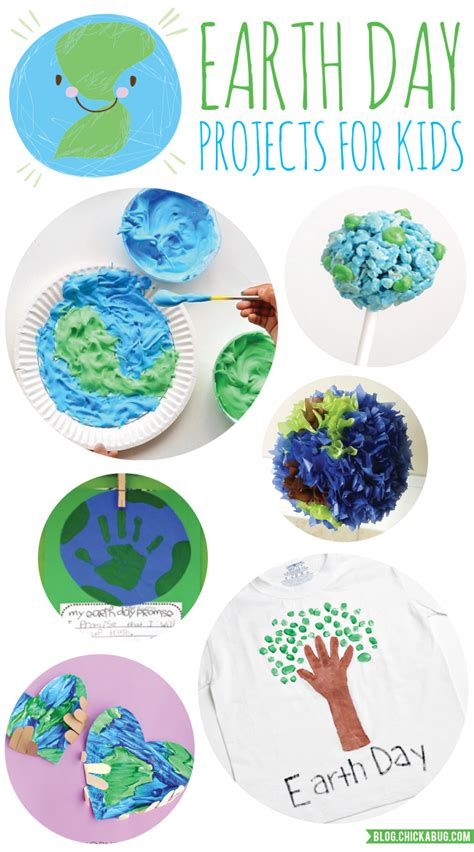 earth day craft ideas for earth day crafts for chickabug