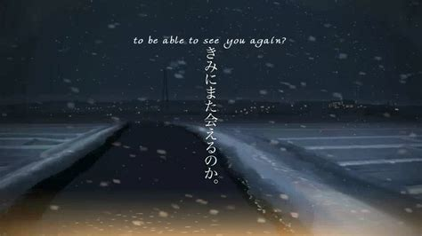 centimeters per second 秒速5センチメ トル 5 centimeters per second dramastyle