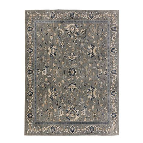 4 ft area rugs home decorators collection jackson gray 4 ft x 6 ft area