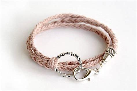 bracelet ideas with diy hemp bracelet 183 how to make a rope bracelet 183 jewelry