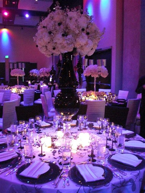 purple and white decorations wedding ideas purple wedding theme