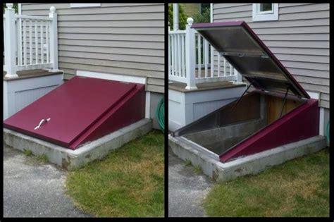 outdoor basement doors inspiring cellar bilco doors for home exterior ideas