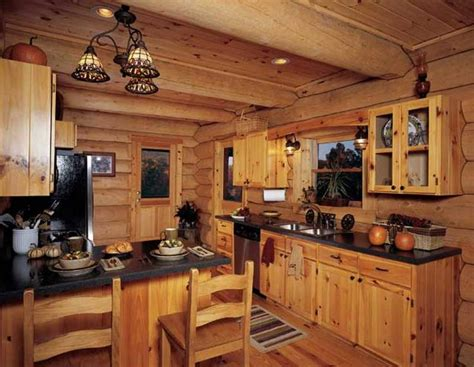cabin kitchen cabinets 10 rustic kitchen designs with unfinished pine kitchen