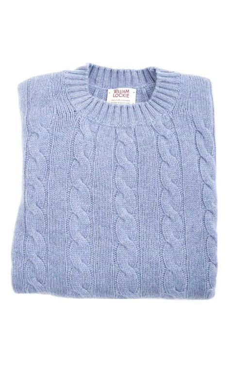 scottish knit sweaters luxury scottish sweater cable knit by scotweb