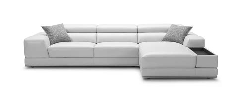 sectional sofas modern premium reclining sectional white leather modern bergamo sofa