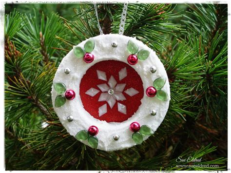 handmade ornaments to make 70 simple ornaments favecrafts