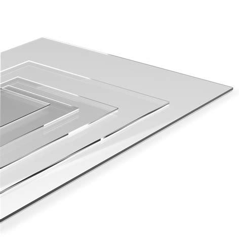 Clear Perspex Sheet Plastics Equipment Materials Ebay
