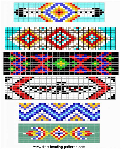 beading patterns for loom bracelets patterns loom beading bracelet patterns