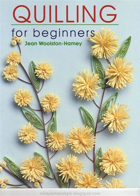 paper craft books free free craft book quilling for beginners miracle