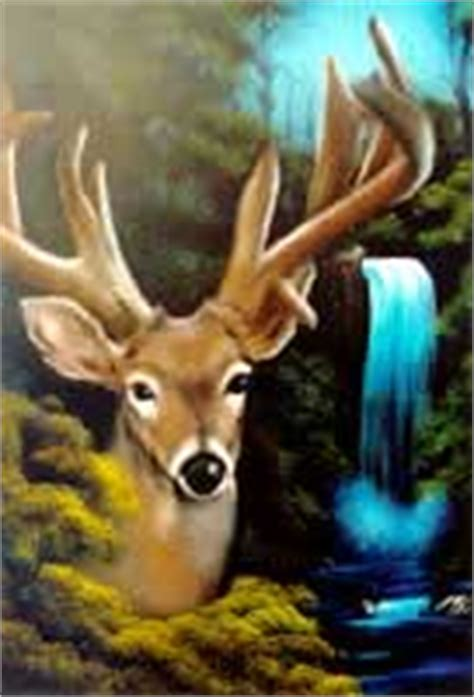 bob ross paintings of animals bob ross wildlife packets by bob ross