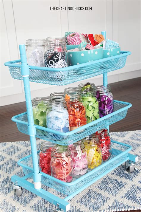 craft for small creative thrifty small space craft room organization
