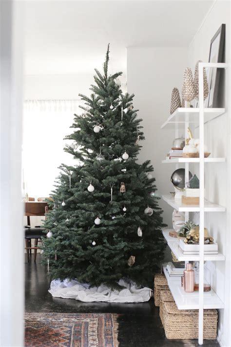 moderner weihnachtsbaum how to decorate a modern tree