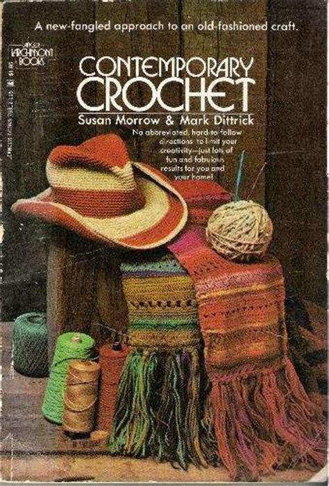which is harder knitting or crocheting 1970s crochet designers dittrick