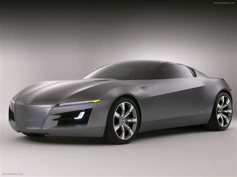 Sports Car Concept by Acura Advanced Sports Car Concept Car Pictures 06