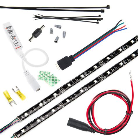 led lighting kits motorcycle led lighting kit weatherproof rgb color