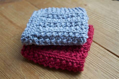 easy dishcloth knitting pattern a seedy dishcloth house in the suburbs
