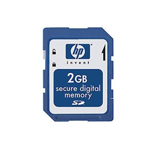 digital card hp 2gb secure digital card at tigerdirect