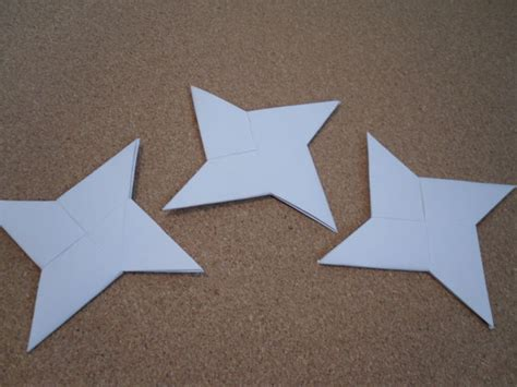 cool origami weapons origami