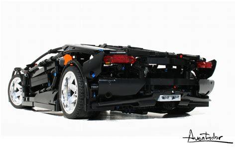 Technic Delicatessen: Lego Lamborghini Excellence, the