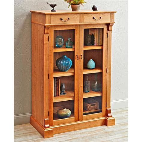 bookcase woodworking plans display bookcase woodworking plan from wood magazine