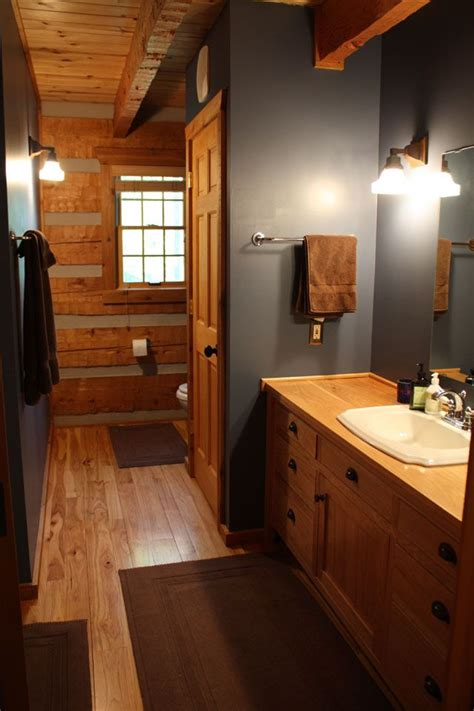 paint colors for rustic bathroom 25 best ideas about cabin paint colors on