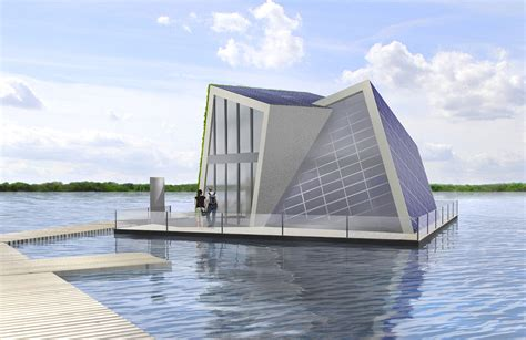 floating houses german scientists design state of the floating home