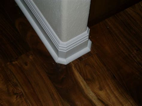 Crown Molding Floor by 17 Best Images About Floor Moldings On Pinterest